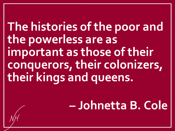 Johnetta B Cole Quote 3