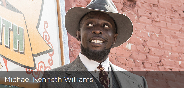 Michael K. Williams as Mike Gee