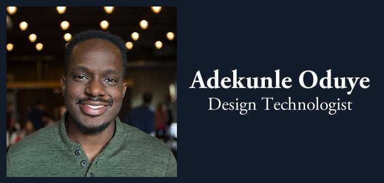 Adekunle Oduye Blog Feature Image