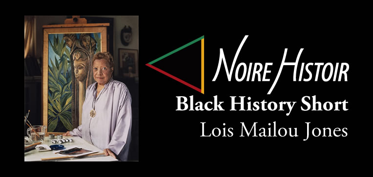 Lois Mailou Jones [BHS Feature]