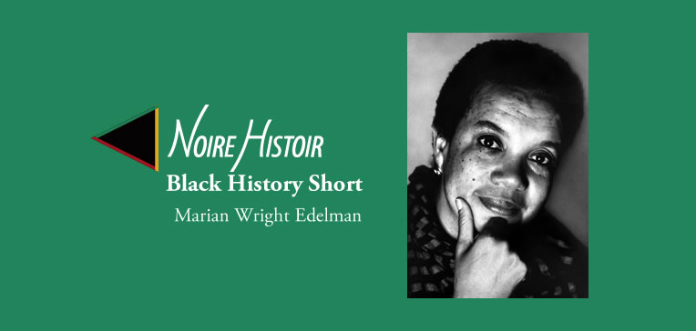 Marian Wright Edelman feature image.