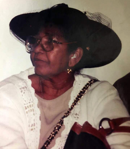 My great-grandmother Linette Ismay Crawford (Stada Granny)