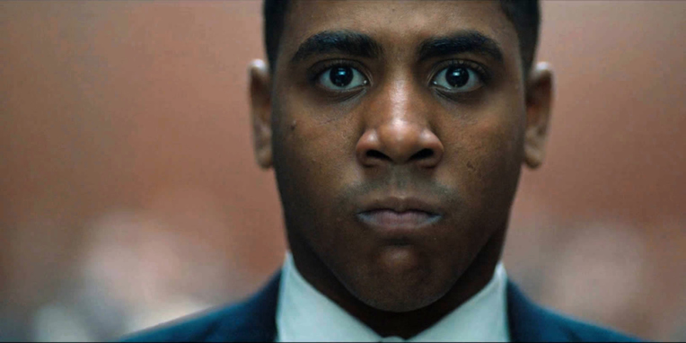 Korey Wise (portrayed by Jharrel Jerome)
