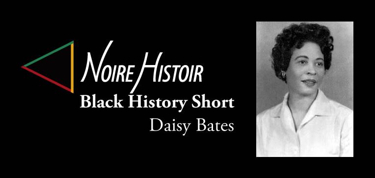 Daisy Bates portrait.