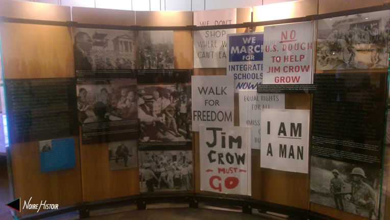 Martin Luther King, Jr. National Historical Park Courage to Lead Exhibit