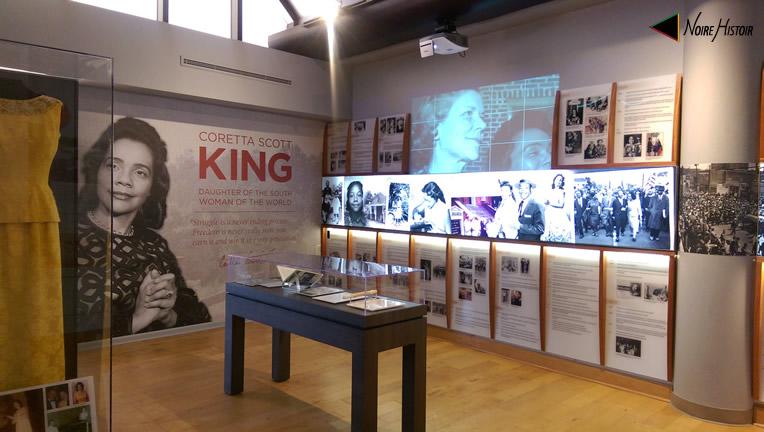 Martin Luther King, Jr. National Historical Park Freedom Center Coretta Scott King