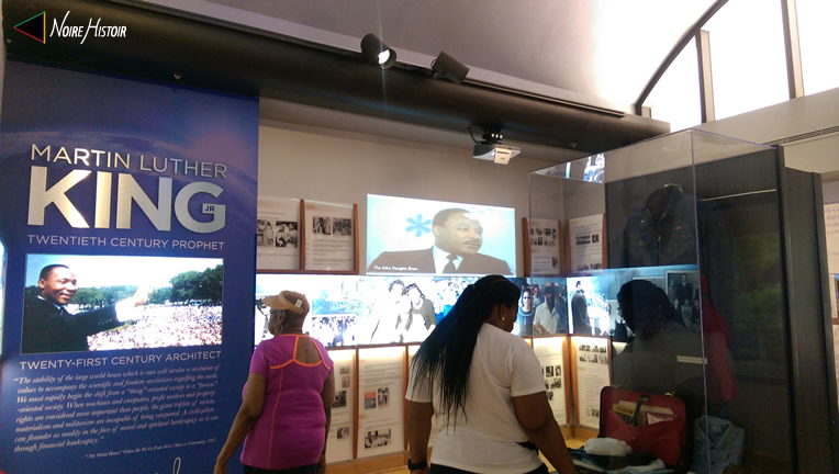 Martin Luther King, Jr. National Historical Park Freedom Center