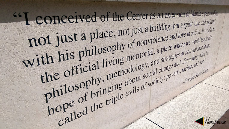 Martin Luther King, Jr. National Historical The King Center Vision