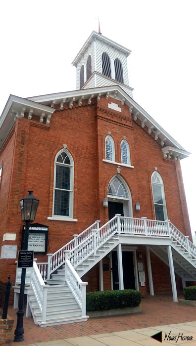 Montgomery Civil Rights Sites: Dexter Avenue King Memorial Baptist Church