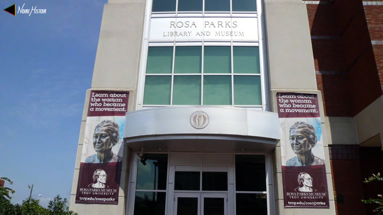 Troy University Rosa Parks Museum