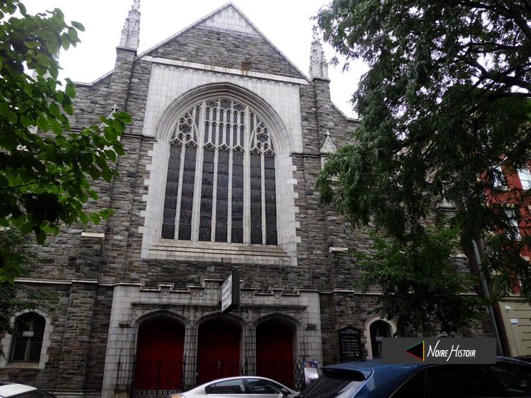 Mother African Methodist Episcopal (AME) Zion Church