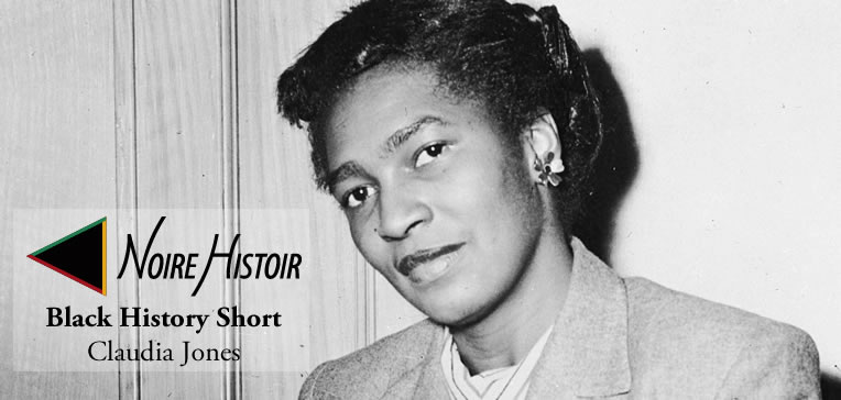 Claudia Jones portrait and blog post title.