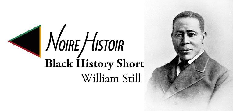 Blog feature image depicting a profile portrait of William Still.