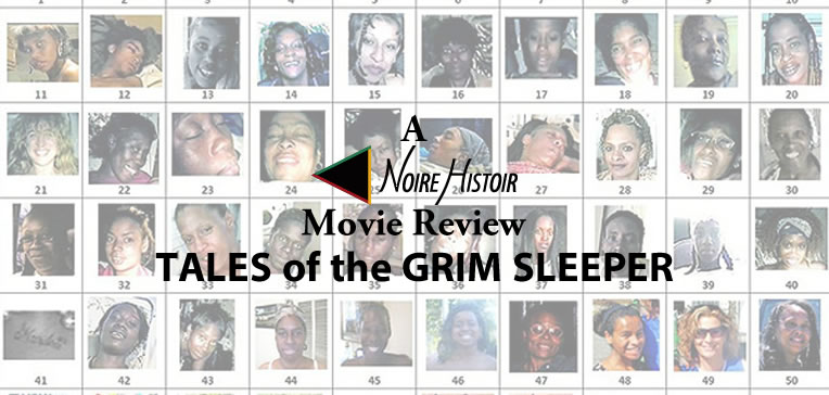 Photo array of possible victims of the Grim Sleeper