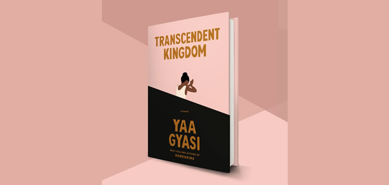 Transcendent Kingdom Book Cover