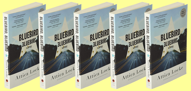 """Bluebird, Bluebird"" book cover."