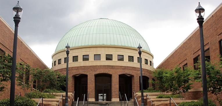 Birmingham Civil Rights Institute Exterior