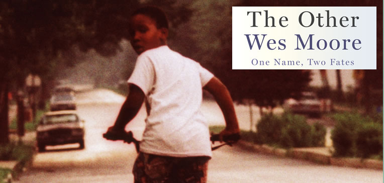 The Other Wes Moore - Feature Image