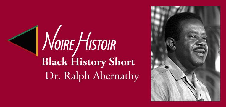 Dr Ralph Abernathy [BHS Blog Feature]