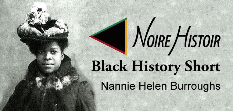 Portrait of Nannie Helen Burroughs