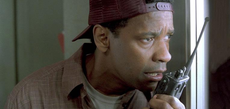 Denzel Washington as John Q.