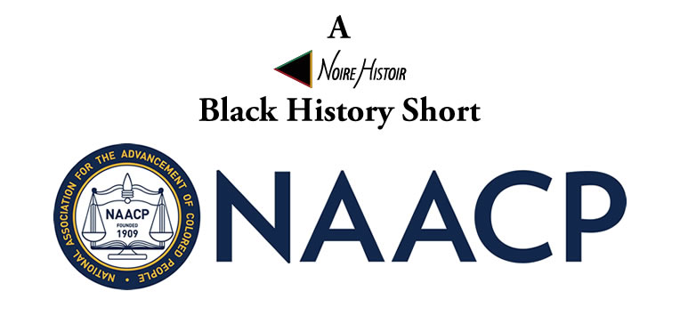 NAACP logo and lettermark.